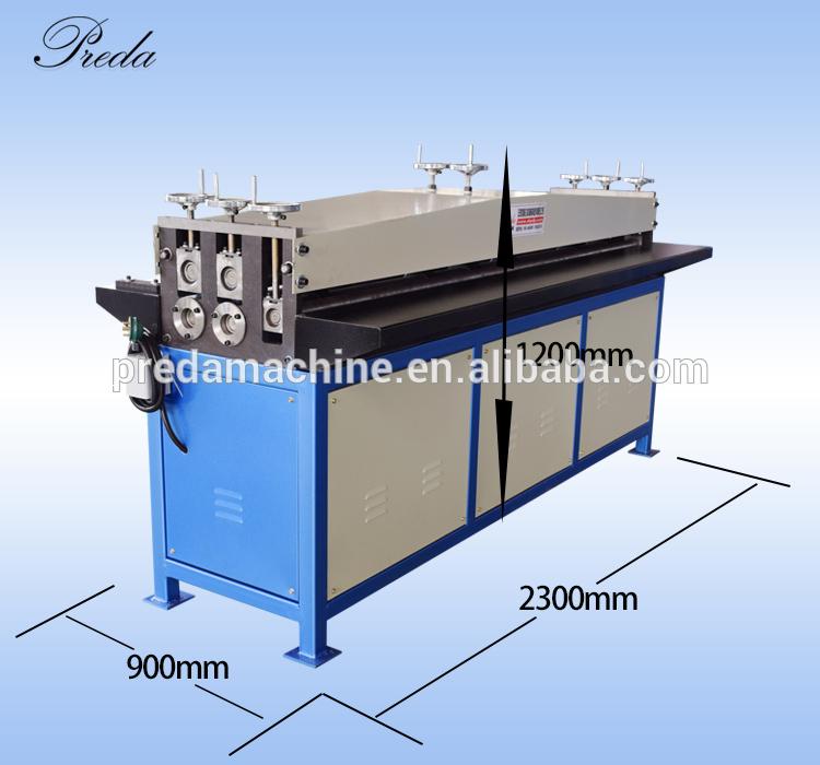 Duct Beader Machine Duct Grooving Machine